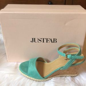 JustFab Kenzie Wedge